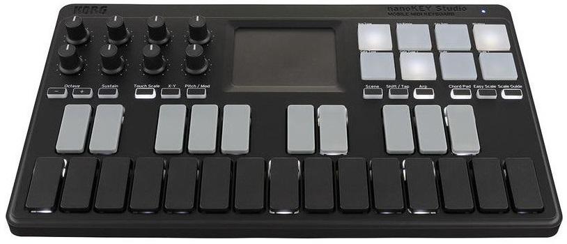 Dj-контроллер Korg Nanokey-Studio