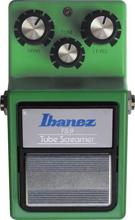 Педаль эффектов Ibanez TS9 Tubescreamer