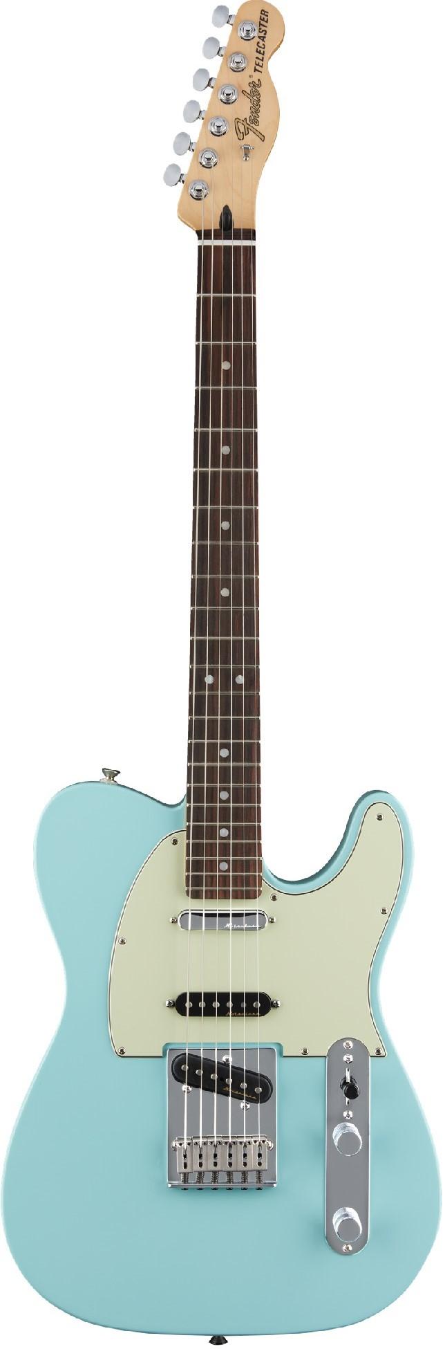 Электрогитара Fender DLX Nashville Tele PF DPB