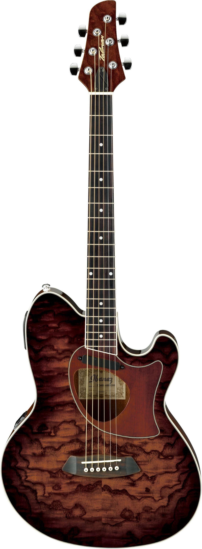 Акустическая гитара Ibanez TCM50-VBS