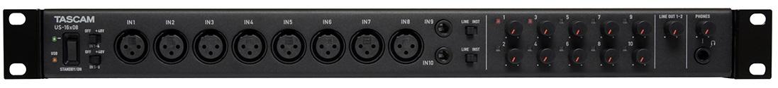 Звуковая карта Tascam US-16X08