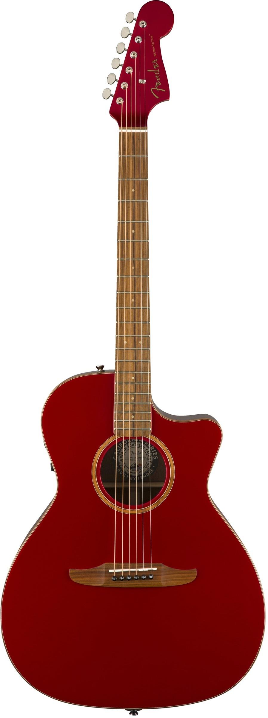 Акустическая гитара Fender Newporter Cl…