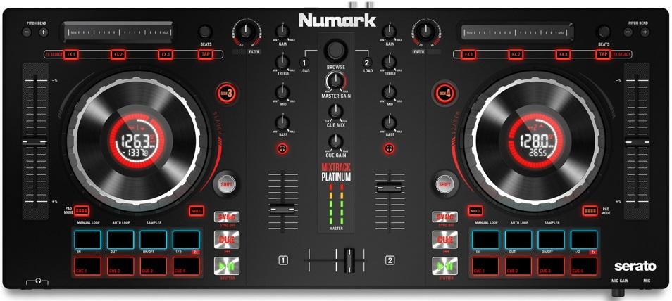 Dj-контроллер Numark Mixtrack Platinum