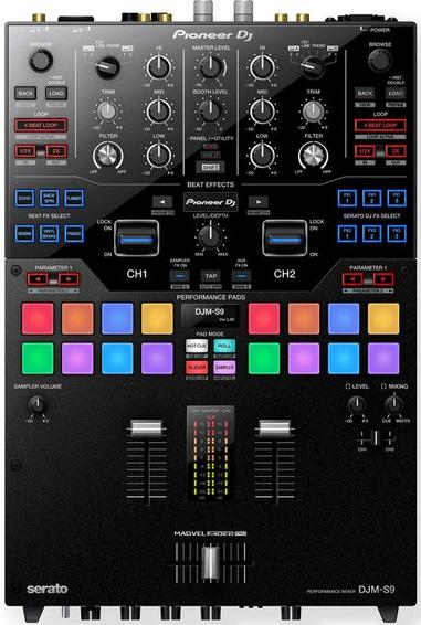 Dj-микшер Pioneer DJM-S9