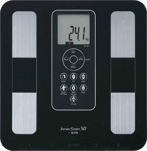 Напольные весы Tanita BC-351 Black