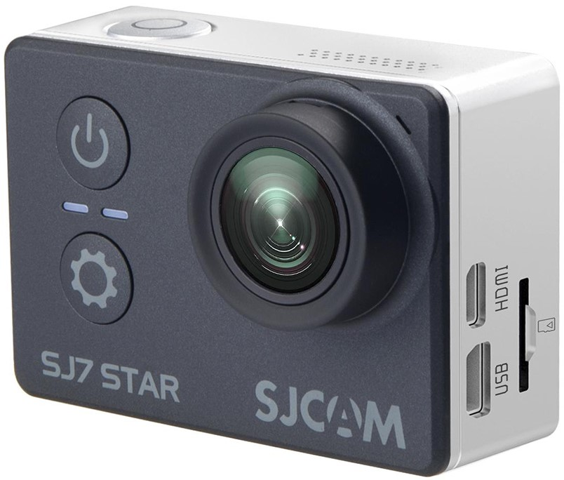 Экшен-камера Sjcam SJ7 Star Black