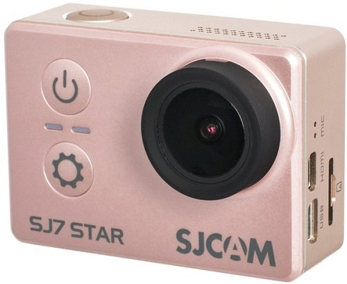 Экшен-камера Sjcam SJ7 Star Rose