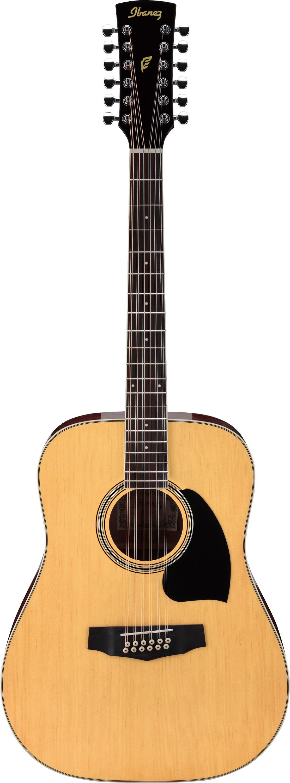 Акустическая гитара Ibanez PF1512-NT