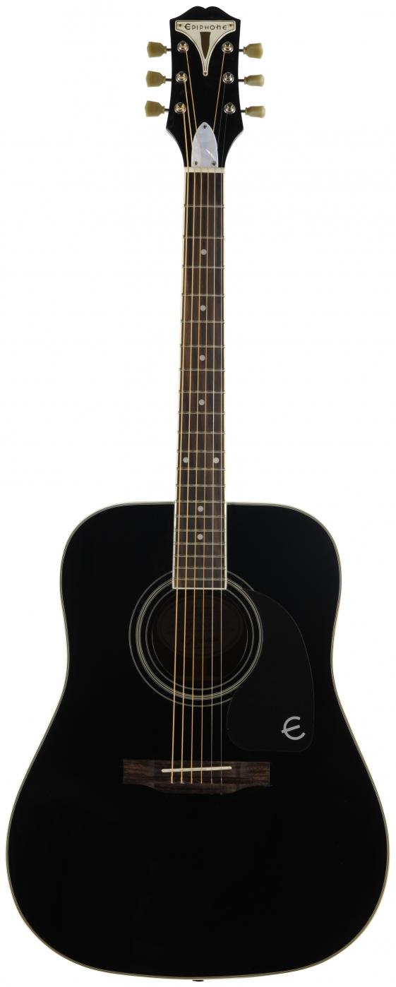 Акустическая гитара Epiphone PRO-1 Acoustic Ebony