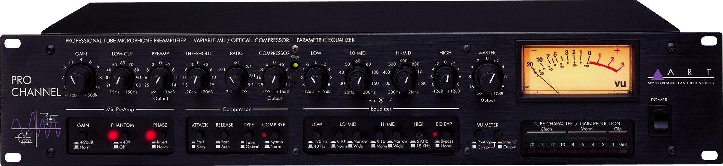 Прибор звуковой обработки ART Pro Chann…