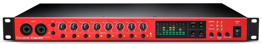 Прибор звуковой обработки Focusrite Cla…