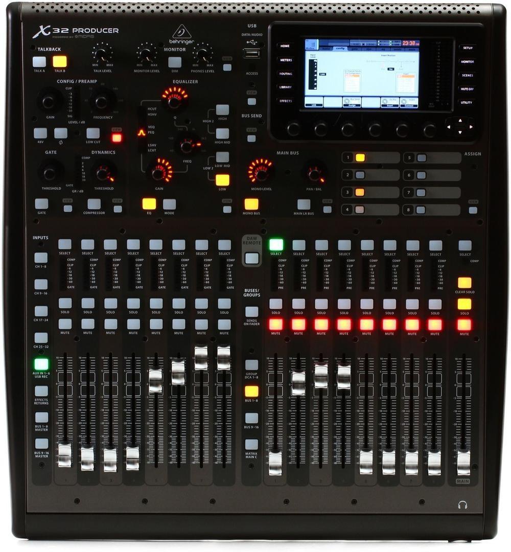 Микшерный пульт Behringer X32 Producer