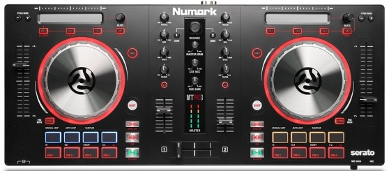 Dj-контроллер Numark Mixtrack Pro III