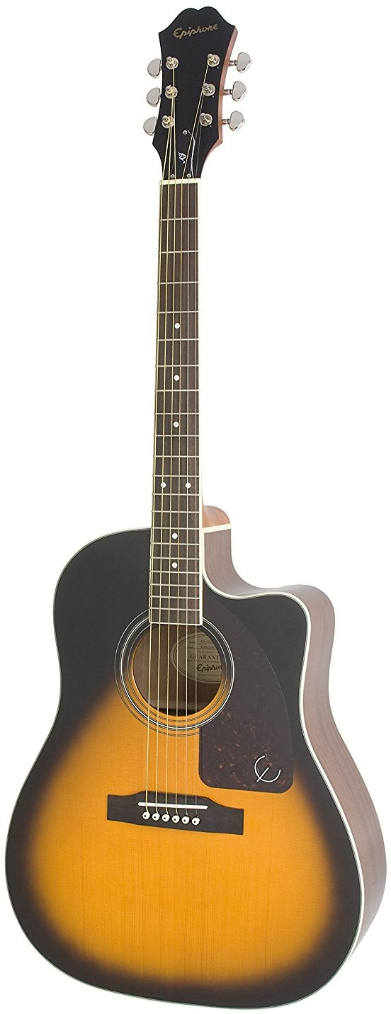 Акустическая гитара Epiphone AJ-220SCE …