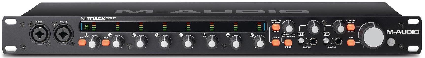 Звуковая карта M-Audio M-Track Eight