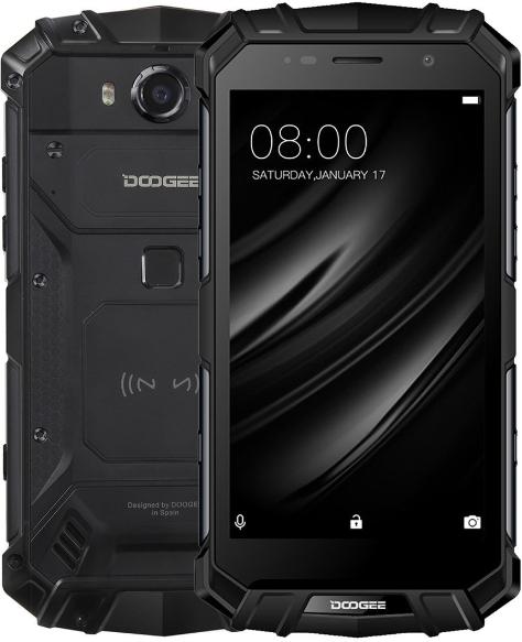 Смартфон Doogee S60 Lite LTE 4Gb 32Gb B…