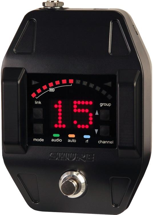 Цифровая радиосистема Shure GLXD16E Z2 …
