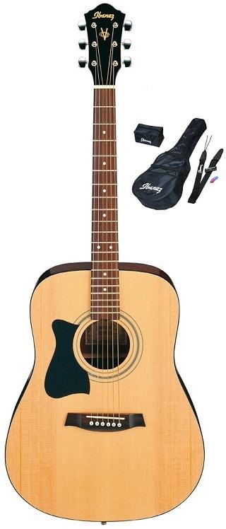 Акустическая гитара Ibanez VC50NJP-NT