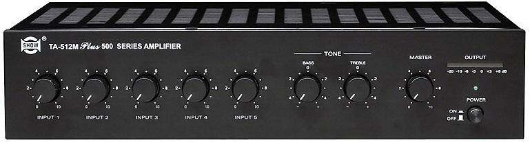 Усилитель мощности Show TA512M Plus