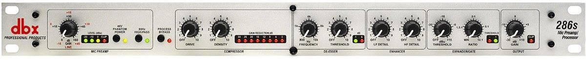 Прибор звуковой обработки DBX 286S