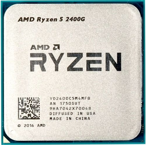 Процессор (CPU) AMD Ryzen 5 2400G 3.6GHz OEM