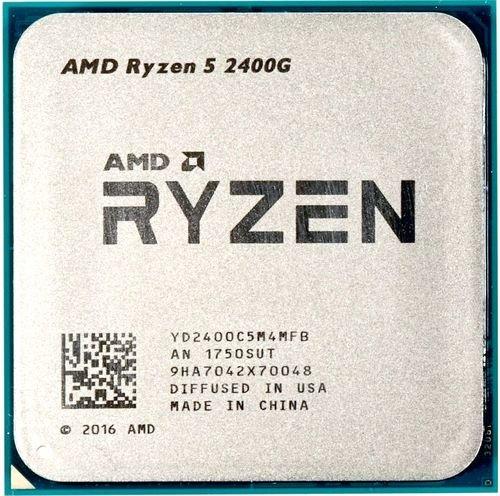 Процессор (CPU) AMD Ryzen 5 2400G 3.6GH…