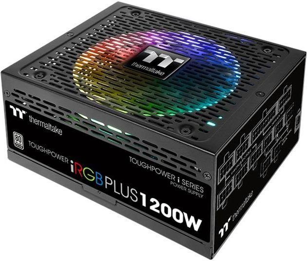 Блок питания Thermaltake Toughpower iRGB Plus 1200W Platinum TT Premium Edition