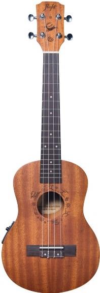 Акустическая гитара Flight DUT 34 CEQ MAH/MAH