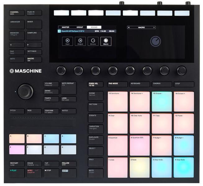 Dj-контроллер Native Instruments Maschi…