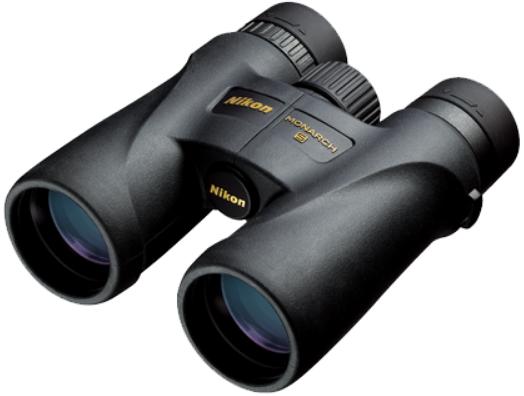 Бинокль Nikon Monarch 5 10x42 Black