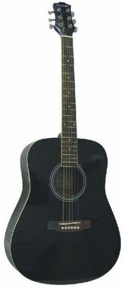 Акустическая гитара Greg Bennett D1/BK