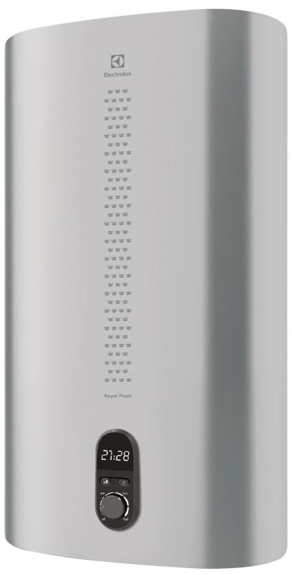 Водонагреватель Electrolux EWH 100 Royal Flash Silver