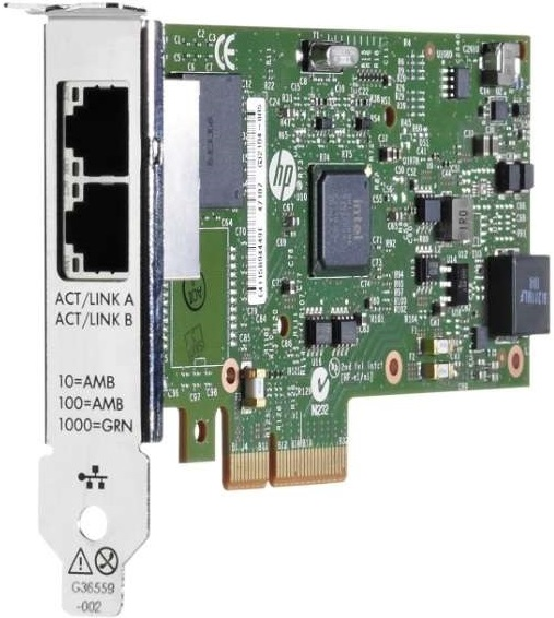 HP Ethernet 1Gb 2P 361T