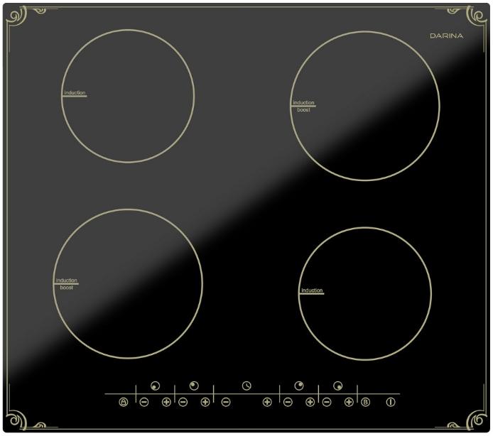 Варочная панель Darina P8 EI305 B