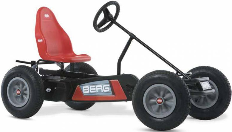 Веломобиль Berg Basic Red BFR