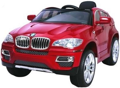 Электромобиль Barty BMW Х6 Red