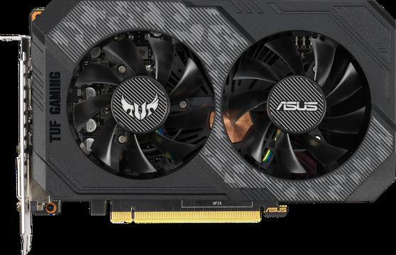 Видеокарта Asus GeForce GTX 1660 TUF Gaming OC 6Gb