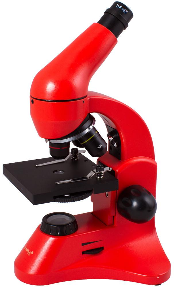 Микроскоп Levenhuk Rainbow 50L Plus Ora…