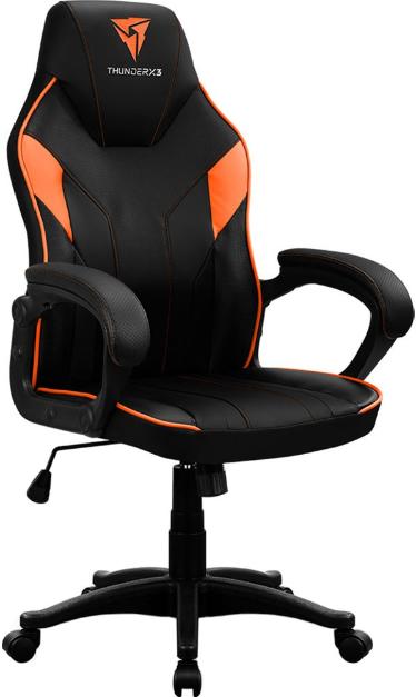 Игровое кресло ThunderX3 EC1 Air черный/оранжевый