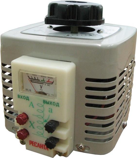 Автотрансформатор Ресанта TDGC2-5К