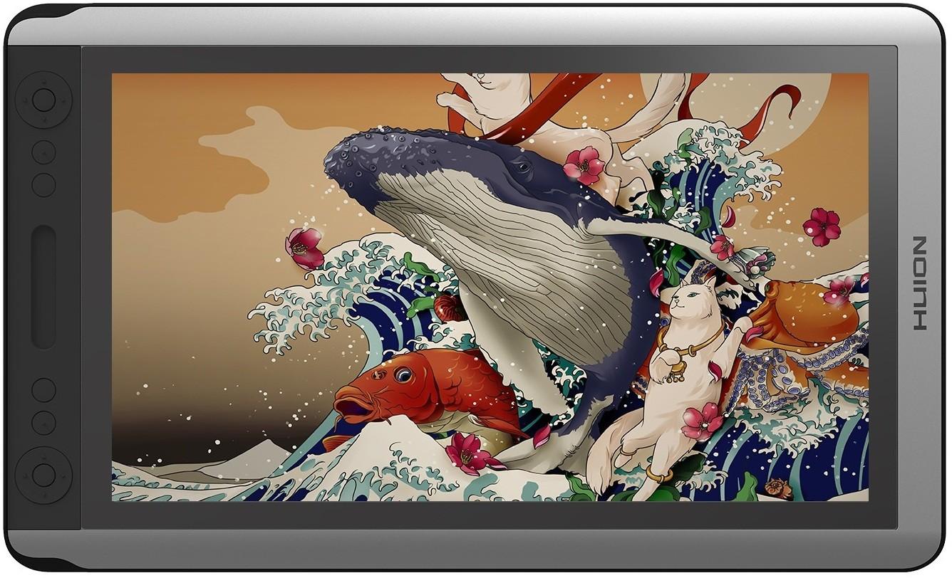 Графический планшет Huion GT-156HD v2