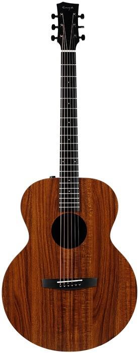 Акустическая гитара Enya EA-X1EQ+