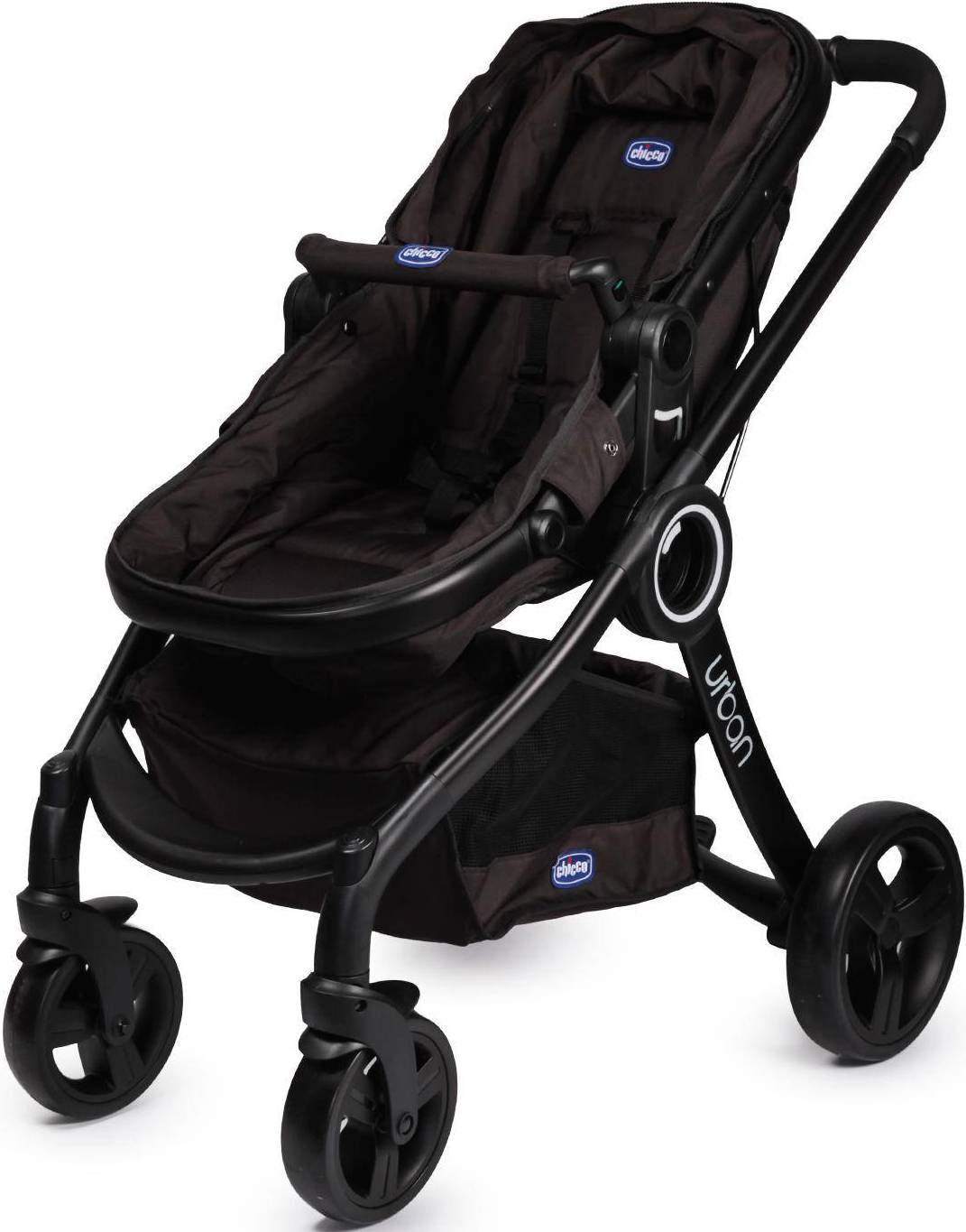 Коляска Chicco Urban Plus Crossover Black