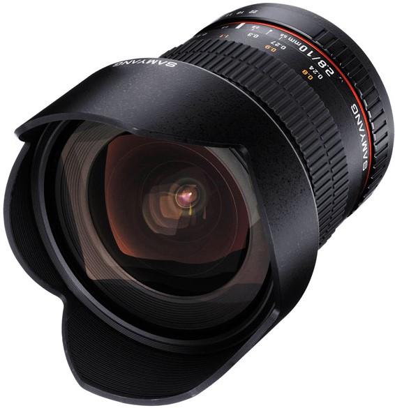 Объектив Samyang MF 10mm f/2.8 ED AS NC…