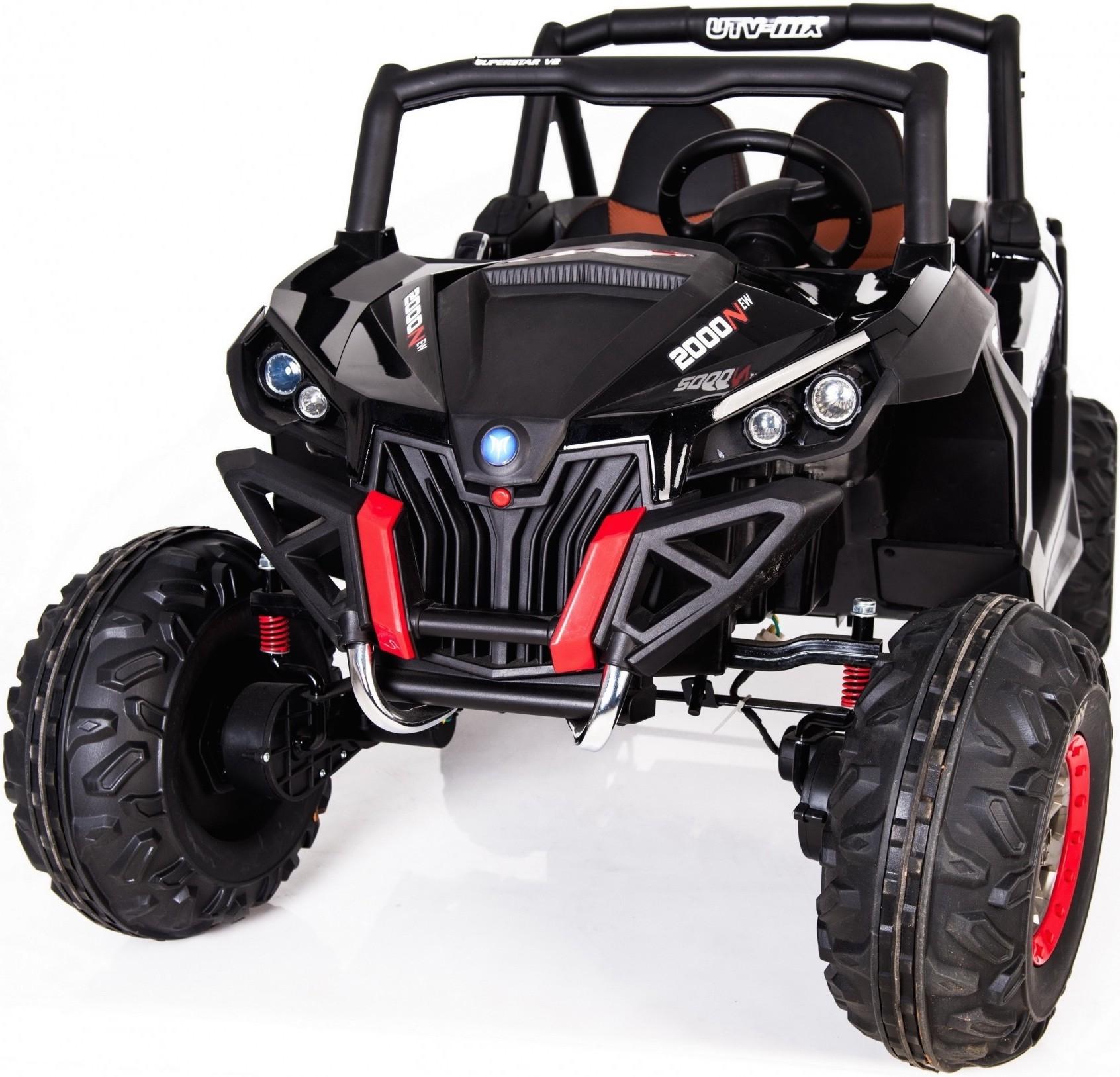 Электромобиль ToyLand Buggy ХМХ 603 4х4 Black
