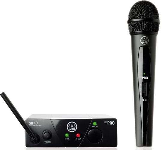 Аналоговая радиосистема AKG WMS40 Mini …