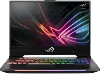 """Ноутбук Asus ROG GL504GM-ES329T 15,6""""/2,3GHz/8Gb/1Tb/256GbSSD/GTX1060/W10 Grey"""