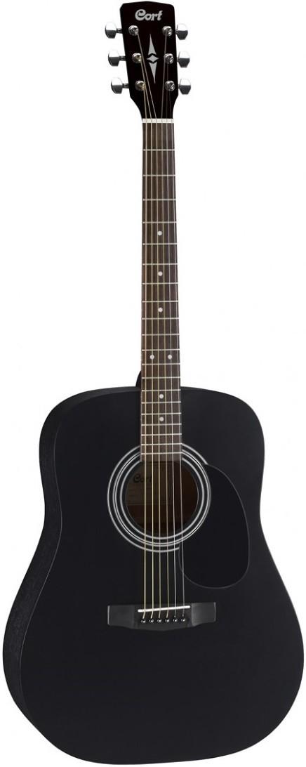 Акустическая гитара Cort AD810-BKS Standard Series