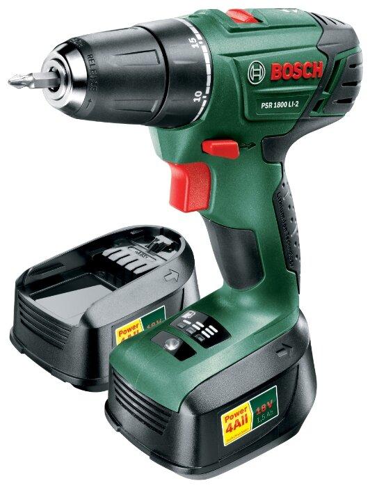 Дрель Bosch 06039A3121 (2 АКБ)