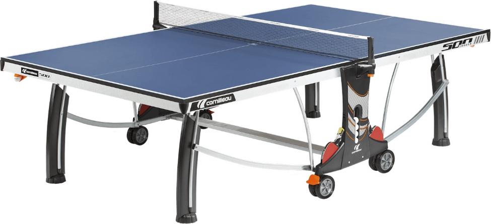 Теннисный стол Cornilleau 500 Indoor Blue